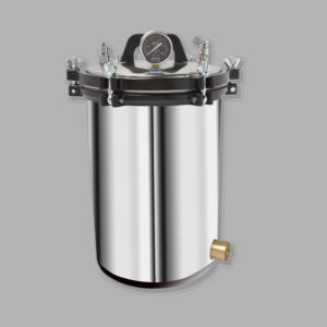 Portable Stainless Pressure Steam Sterilizer