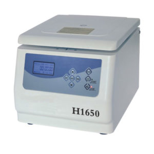 H1650 Table-top High Speed Centrifuge
