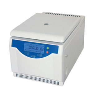 H1650R Tabletop High Speed Refrigerated Centrifuge