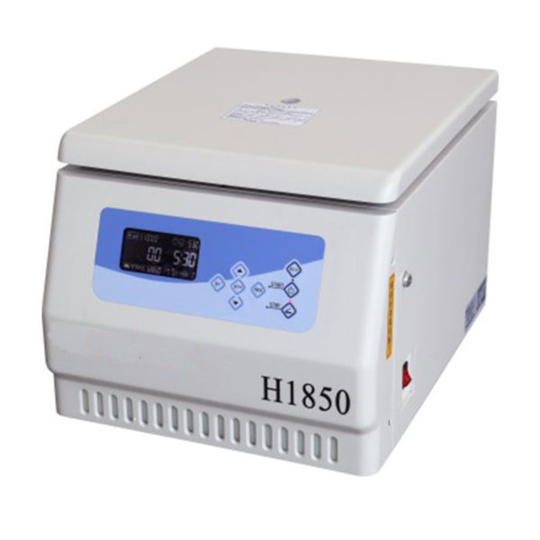 H1850 Tabletop High Speed Centrifuge
