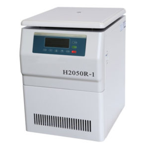 H2050R-1 High Speed Refrigerated Centrifuge
