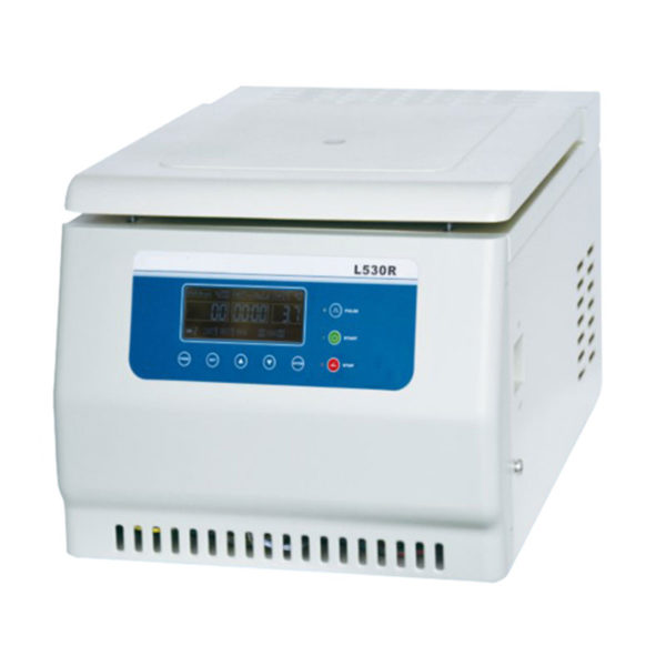 L530R Tabletop Low-speed Refrigerated Centrifuge
