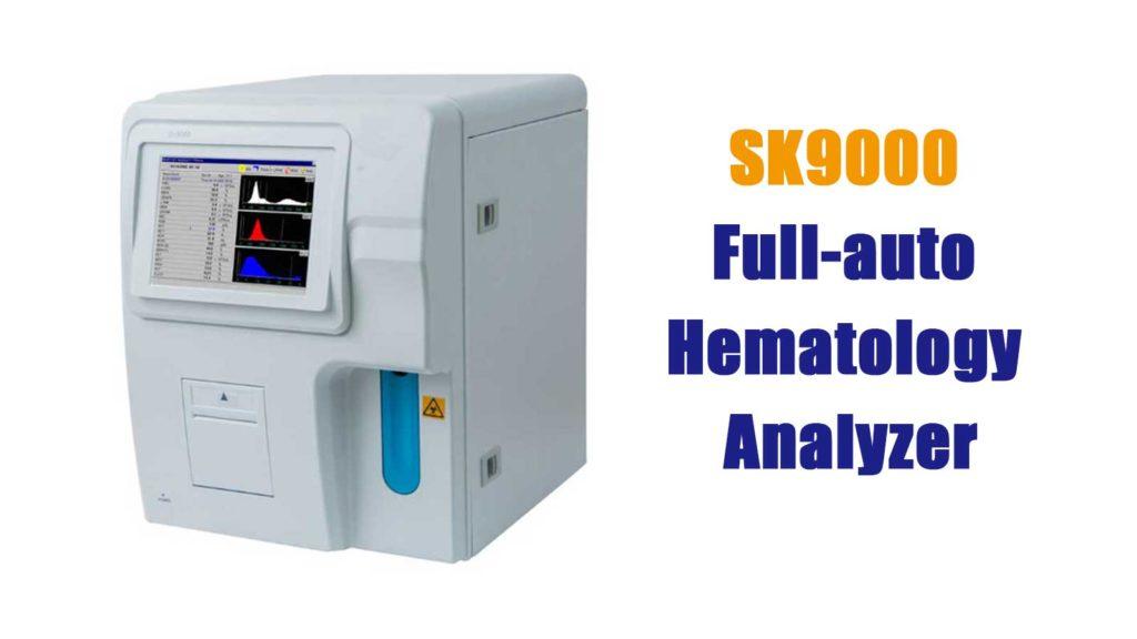 SK9000 Full Auto Hematology Analyzer