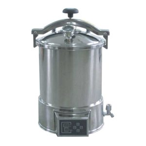 YX-HDD-Portable-Pressure-Steam-Sterilizerzer