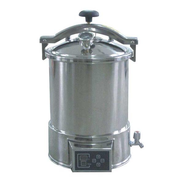 YX-HDD-Portable-Pressure-Steam-Sterilizerzer