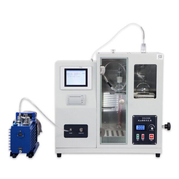 SYD-0165B Semi-automatic Vacuum Distillation Tester