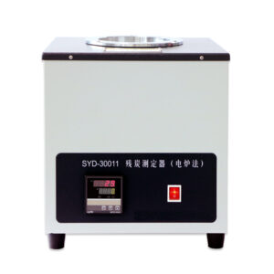 SYD-30011 Carbon Residue Tester (Electric Furnace Method)