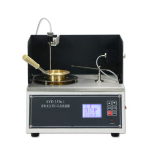 SYD-3536-1 Cleveland Open Cup Flash Point Tester