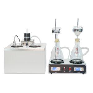 SYD-511B Mechanical Impurity Tester